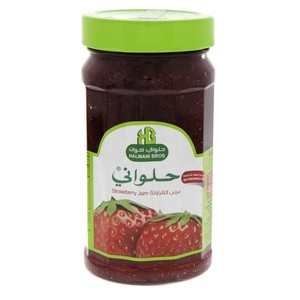 Halwani Strawberry Jam 400g