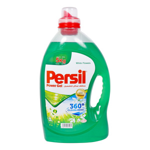 Persil Concentrated Power Gel White Flowers 3Litre