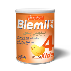 Blemil Plus Growing Up Baby Milk Powder From 3 Years Old Onwards 400g