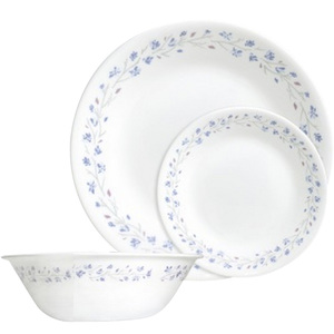 Corelle Dinner Set Lilac Blush 18pcs