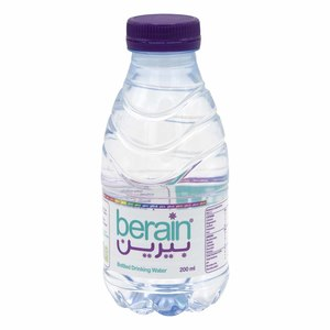 Berain Bottled Drinking Water 48 x 200ml