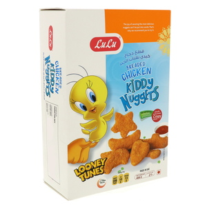Lulu Breaded Chicken Kiddy Nuggets 400g