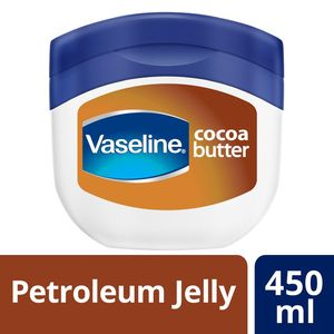 Vaseline Petroleum Jelly Cocoa Butter 450ml