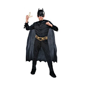 Batman Tdk Rises Costume Kit Box 880055-M