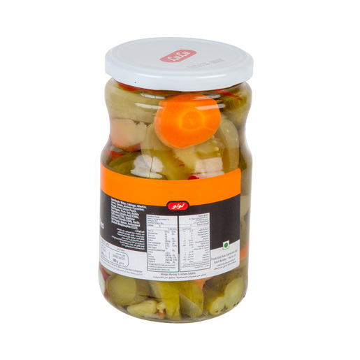Lulu Pickled Mixed Vegetables 680g