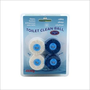Home Mate Toilet Clean Ball 4pcs