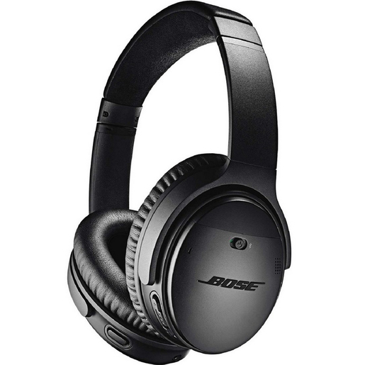 Bose QuietComfort35II Wireless Headphone Black