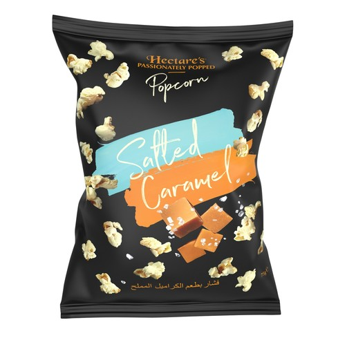 Hectares Salted Caramel Popcorn 75g