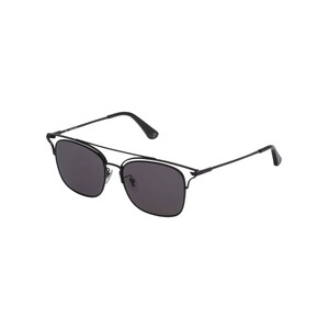 Police Men's Sunglass 575M540531 Flat Black