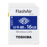 Toshiba SD Card FlashAir W04 16GB