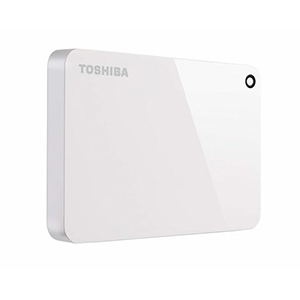 Toshiba HDD Canvio Advance HDTC910 1TB White