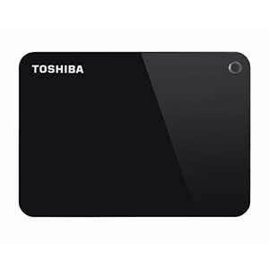 Toshiba Hard Disk Canvio Advance HDTC920 2TB Black
