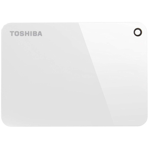 Toshiba Hard Disk Canvio Advance HDTC920 2TB White