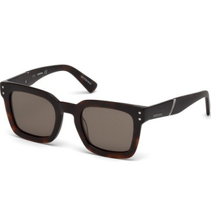 Diesel Men's Sunglass Geometric DL022952J50