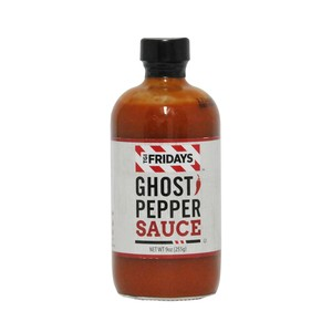Fridays Ghost Pepper Sause 255g