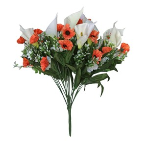Home Style Artificial Bunch Flower