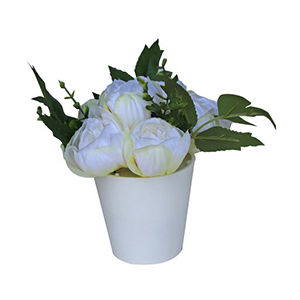 Home Style Artificial Bunch Flower Soft