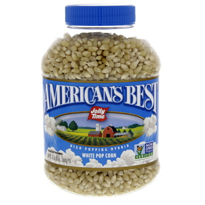 Jolly Time Americans Best White Pop Corn 850g