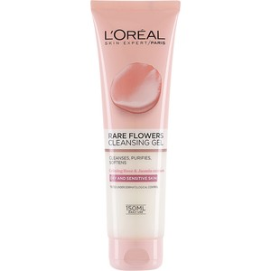 L'Oreal Paris Rare Flowers Cleansing Gel for Dry & Sensitive Skin 150ml