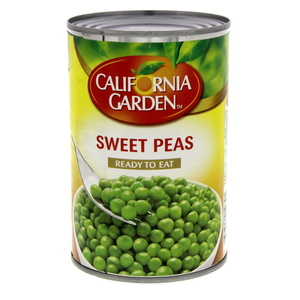 California Garden Canned Sweet Peas 425g
