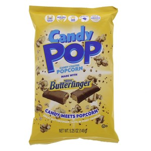 Candy Pop Butterfinger Popcorn 149g