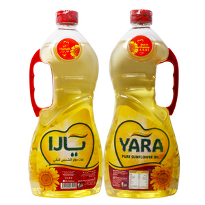 Yara Sunflower Oil 2 x 1.8Litre