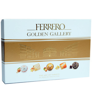 Ferrero Golden Gallery Assorted Chocolates 206g