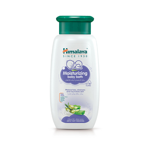 Himalaya Moisturizing Baby Bath 400ml