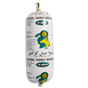 Al Taghziah Turkey Mortadella Cocktail 500g