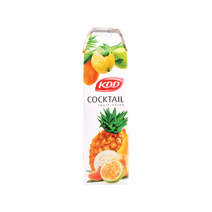 KDD Cocktail Fruit Drink 1Litre