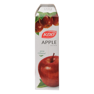 KDD Apple Juice 1Litre