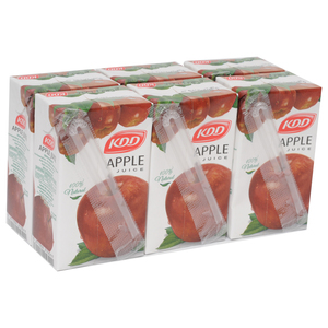 KDD Apple Juice 250ml
