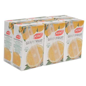 KDD Grape Fruit Juice 250ml