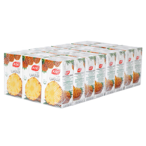 KDD Pineapple Juice 250 ml