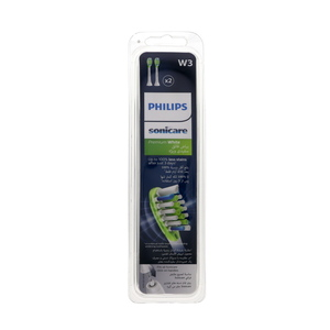 Philips Premium White Replacement Brush Head 2pcs