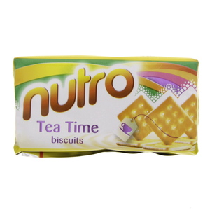 Nutro Tea Time Biscuits 45g
