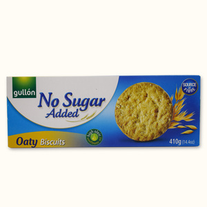 Gullon Oaty Biscuit Sugar Free 410g