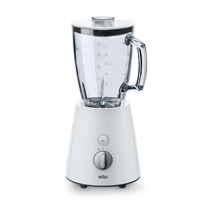 Braun Glass Blender JB3070WHS 800W