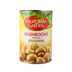 California Garden Canned Whole Mushrooms 425g