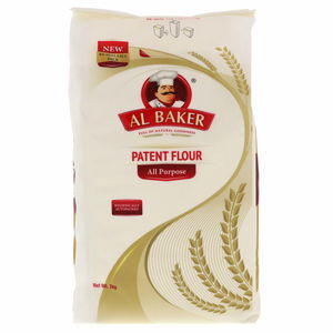Al Baker All Purpose Patent Flour 2kg
