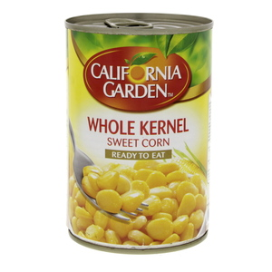 California Garden Canned Sweet Corn In Brine 425g