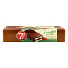 Almarai 7 Days Chocolate Coated Cake Bar with Strawberry Filling 10 x 40g