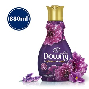 Downy Perfume Collection Concentrate Fabric Softener Feel Relaxed 880ml