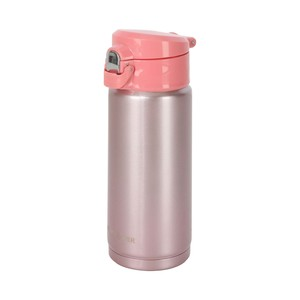 Mayflower Double Wall Bottle Flask Pink 340ml