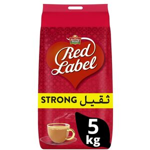 Brooke Bond Red Label Black Loose Tea 5kg
