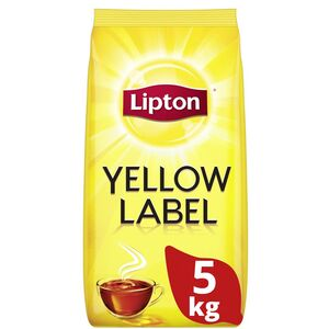 Lipton Yellow Label Black Loose Tea 5kg