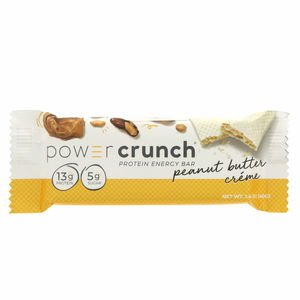Power Crunch Peanut Butter Creme Protein Energy Bar 40g