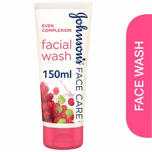 Johnson's Facial Wash Even Complexion 150ml