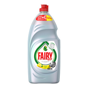 Fairy Dishwashing Liquid Platinum Lemon 1050ml