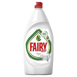 Fairy Original Hand Dishwashing Liquid 1Litre